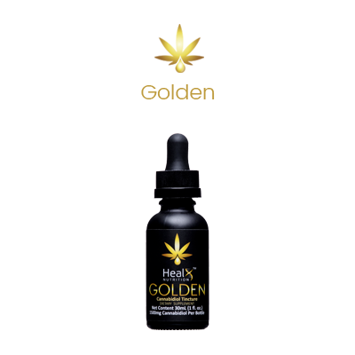 HealX Nutrition Golden